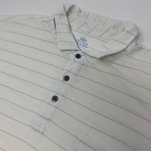 Peter Millar Seaside Wash Short Sleeve Polo